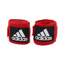 Боксерские бинты Adidas (красный)