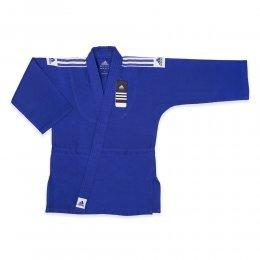 Кимоно для дзюдо Adidas Training (синий)