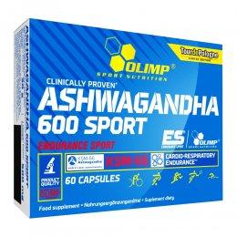 Ashwagandha 600 Sport Edition 60 капс