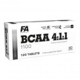 BCAA 4:1:1 1100 mg 120 таб
