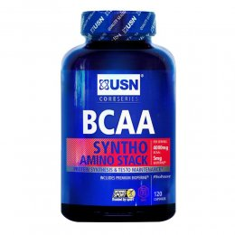 BCAA Syntho Amino Stack 120 капс