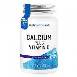 Ca+D Vitamin 60 таб