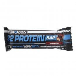 Батончик 32 протеин бар 50 гр