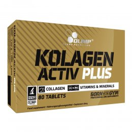 Kolagen Activ Plus Sport Edition 80 таб