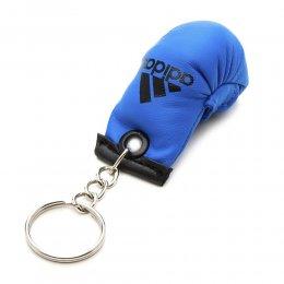 Брелок Adidas Key Chain Mini Karate Glove (синий)
