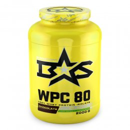 WPC 80 Whey Protein 1300 гр