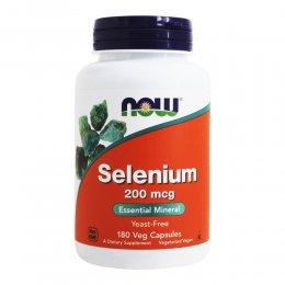 Selenium 200 mcg 180 капс