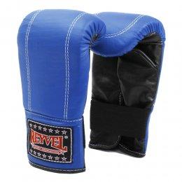 Перчатки снарядные Reyvel, PU (синий)