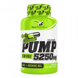 Pump Stim Free 5250 mg 150 капс