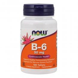 B-6 50 mg 100 таб