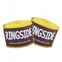 Боксерские бинты Ringside мексиканский стиль (жёлтый)