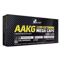 AAKG 1250 Extreme Mega Caps 120 капсул