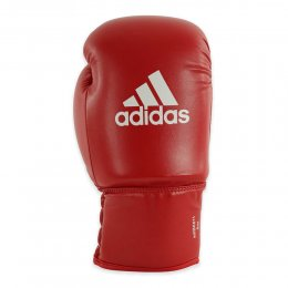 Перчатки боксёрские Adidas Rookie-2 PU (красный)