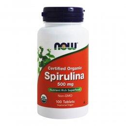 Spirulina 500 mg 100 таб