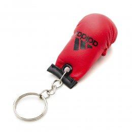 Брелок Adidas Key Chain Mini Karate Glove (красный)