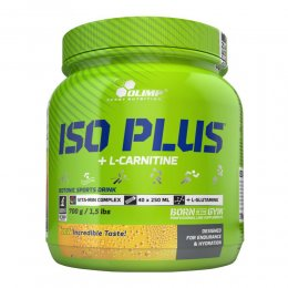 Iso Plus + L-Carnitine 700 гр
