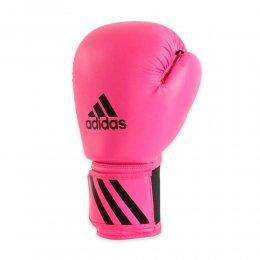 Перчатки боксёрские Adidas Speed 50 PU (розовый)