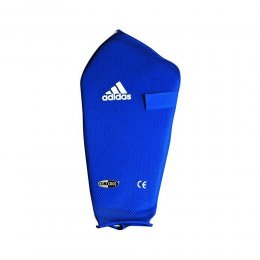 Защита голени Adidas эластик (синий)