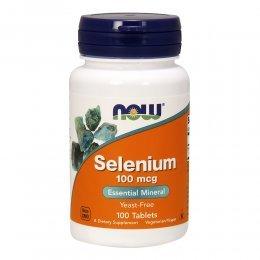 Selenium 100 mcg 100 таб