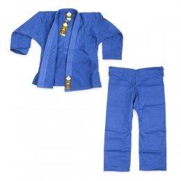 Кимоно для дзюдо Firuz Стандарт (синий)
