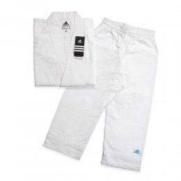 Кимоно для каратэ детское Adidas Kids WKF