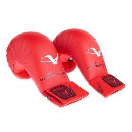 Накладки для каратэ Arawaza WKF Approved 2015 (красный)