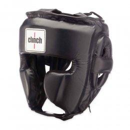Шлем боксерский Clinch Punch (черный)