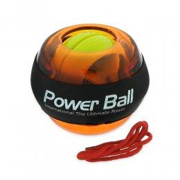 Кистевой тренажёр Powerball светящийся
