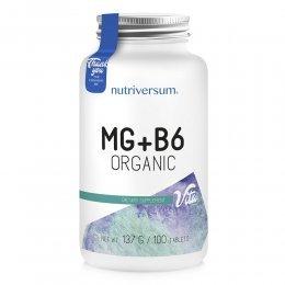 Mg+B6 Organic 100 таб