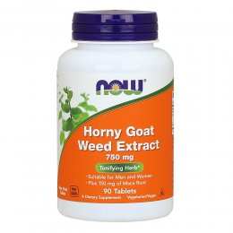 Horny Goat Weed Extract 750 mg 90 таб