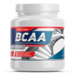 BCAA Platinum 4:1:1 500 гр