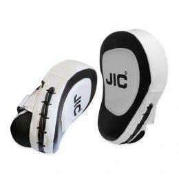 Лапы боксёрские вогнутые JIC PU
