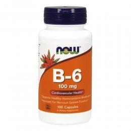 B-6 100 mg 100 капс