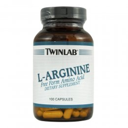 L-Arginine 500 mg 100 капс