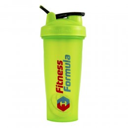 Шейкер Fitness Formula Full Color 828 мл (салатовый)