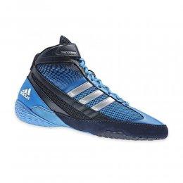Борцовки Adidas Response III (синий/чёрный)