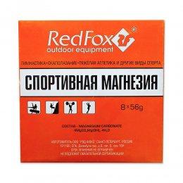 Магнезия спортивная Red Fox (кубик) 56 гр