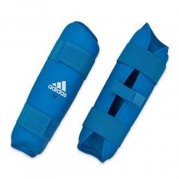 Защита голени Adidas (синий)