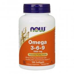 Omega 3-6-9 1000 mg 100 капс
