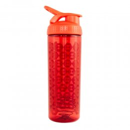Шейкер Fitness Formula Sleek 800 мл (красный)