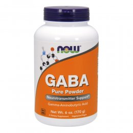 GABA Pure Powder 170 гр