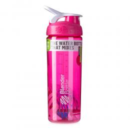 Шейкер Blender Bottle SportMixer Sleek 828 мл (малиновый)