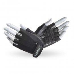 Перчатки Mad Max Rainbow (чёрный-серый)