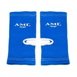 Голеностопный бандаж AML (синий)