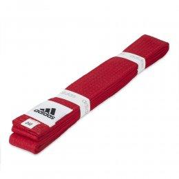 Пояс для кимоно Adidas Club (красный)