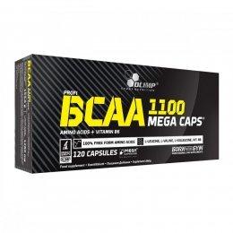 BCAA 1100 Mega Caps 120 капс