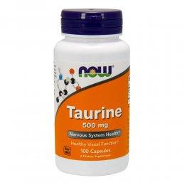 L-Taurine 500 mg 100 капс