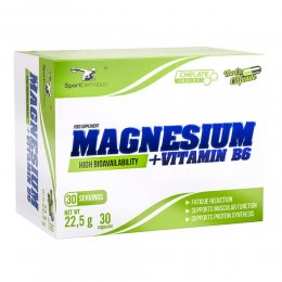 Magnesium + Vitamin B6 30 капс
