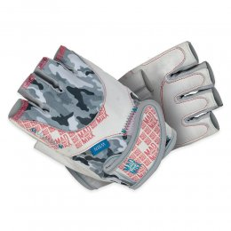 Перчатки женские Mad Max No Matter (белый)