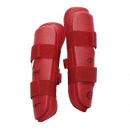Защита голени Best Sport (красный)